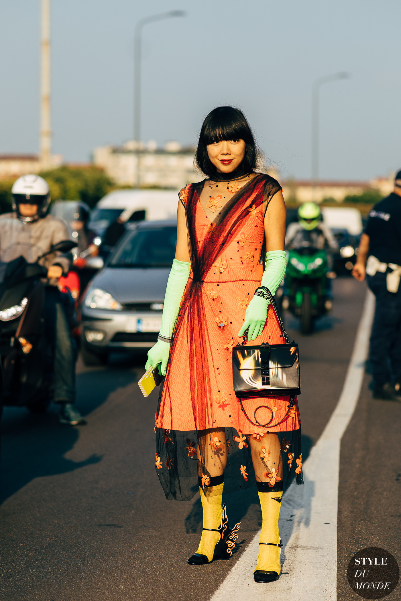 Susie Lau by STYLEDUMONDE Street Style Fashion Photography20180920_48A6929