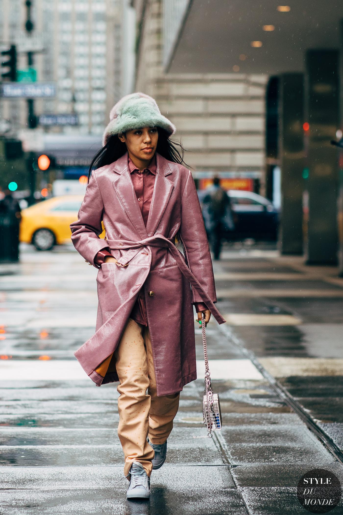 New York SS 2019 Street Style Aleali May - STYLE DU MONDE | Street Style Street Fashion Photos ...