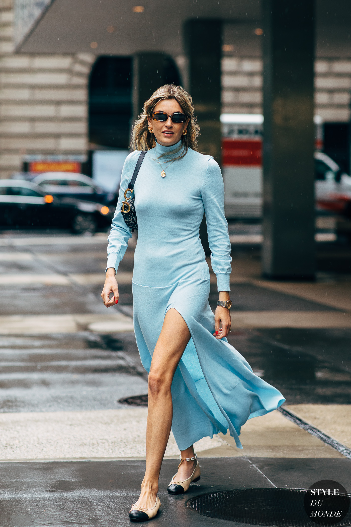 New York Ss 2019 Street Style Camille Charriere Style