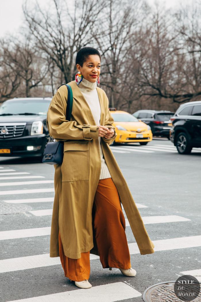 Paris Fashion Week SS 2016 Street Style: Aimee Song