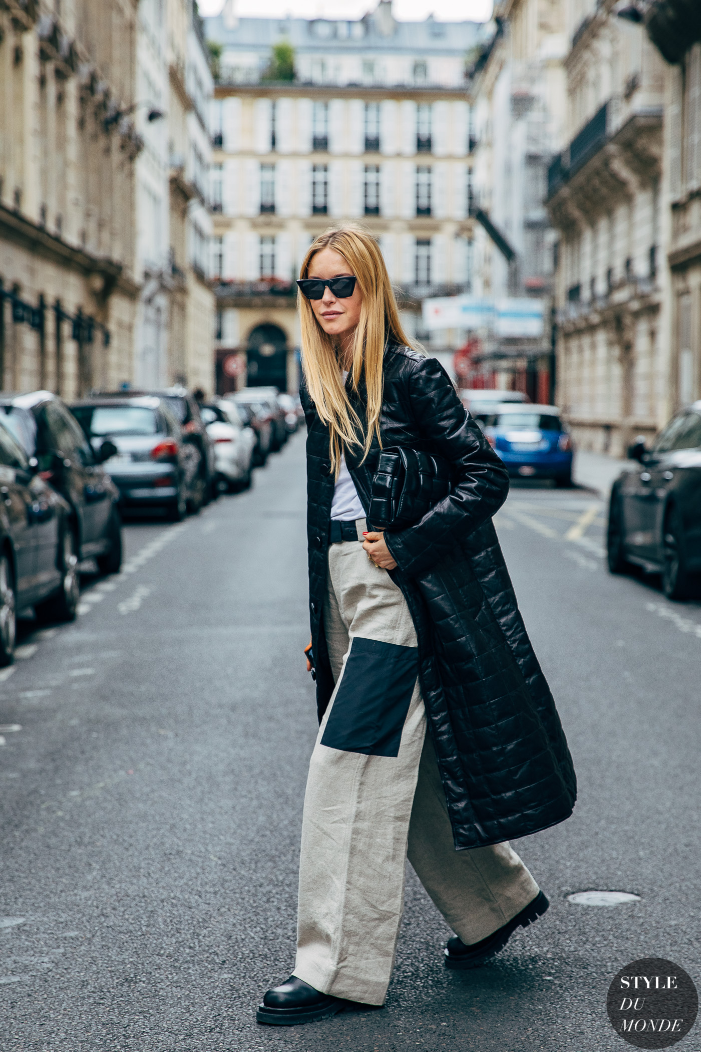 Paris Ss 2020 Street Style Pernille Teisbaek Style Du