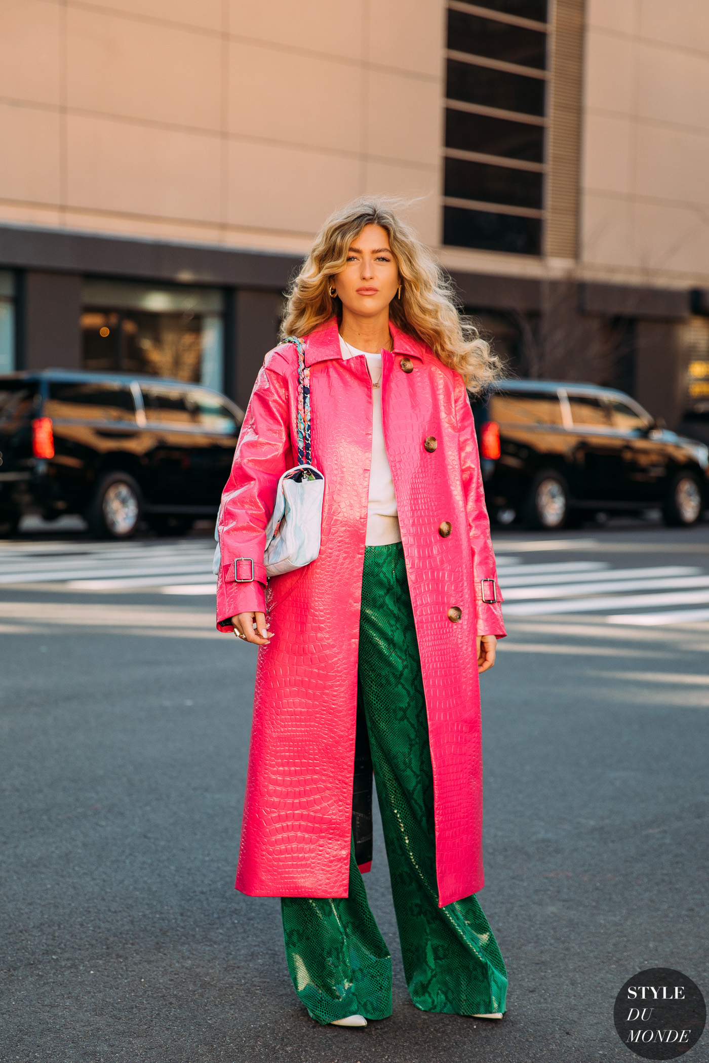 New York Fall 2020 Street Style: Emili Sindlev - STYLE DU ...