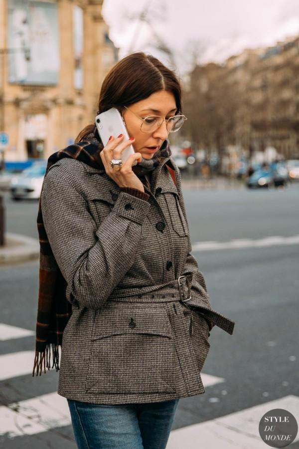 STYLE DU MONDE| Street Style Street Fashion Photos