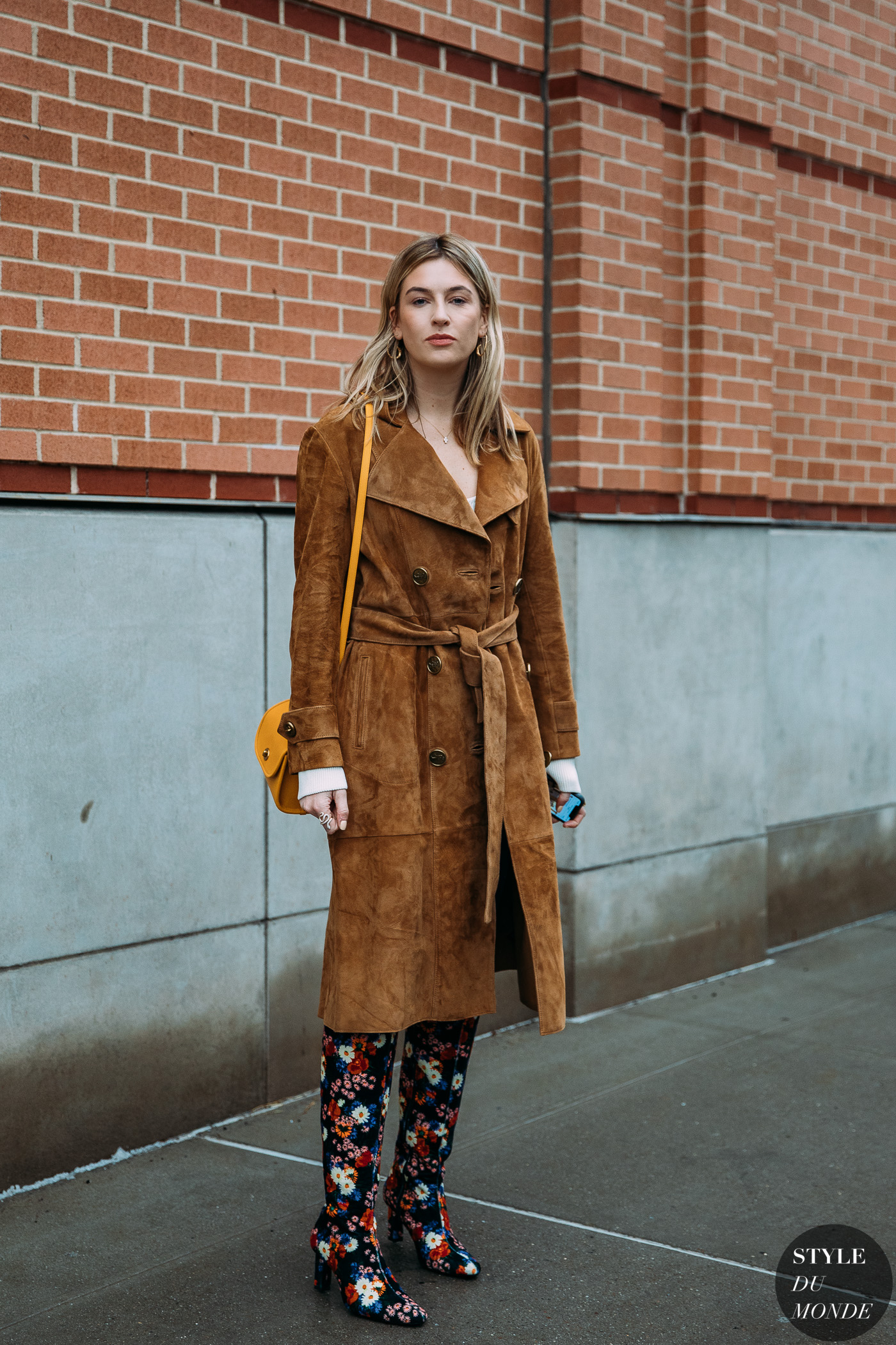 New York Fall 2020 Street Style: Camille Charriere - STYLE