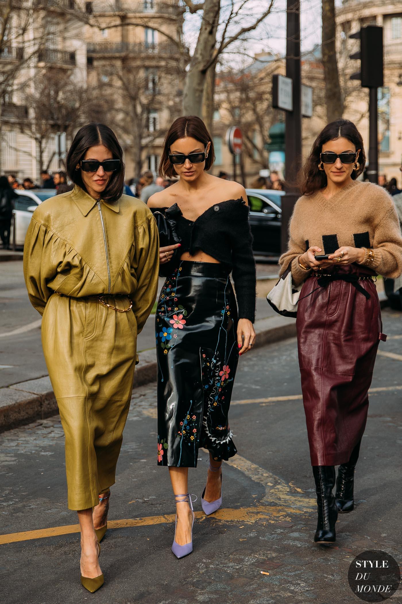 Milan Fall 2020 Street Style: Gilda Ambrosio - STYLE DU