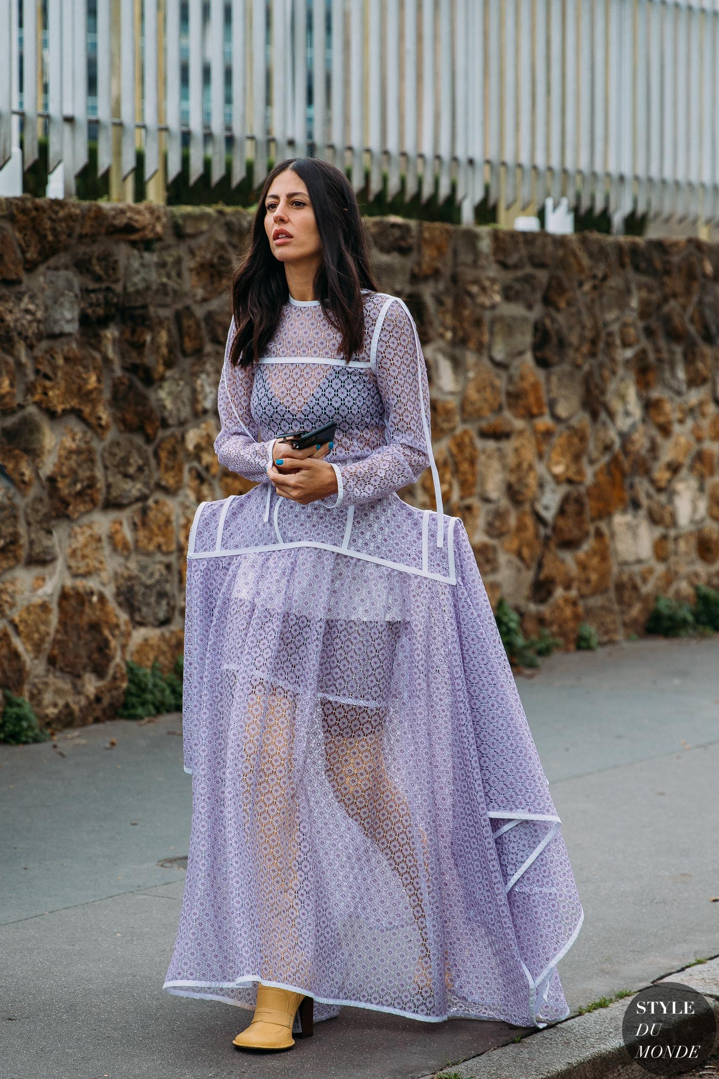 Paris FW 2020 Street Style: Gilda Ambrosio - STYLE DU