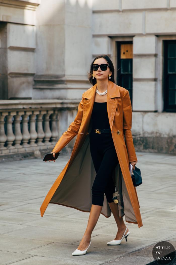 London SS 2020 Street Style: Beatrice Gutu