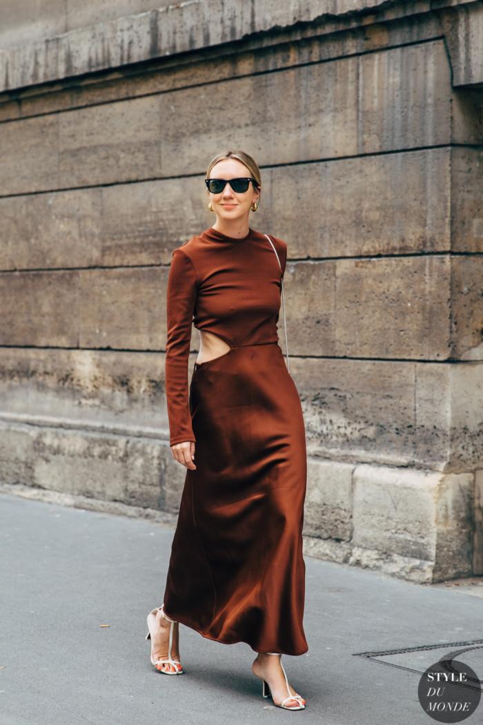 Paris SS 2020 Street Style: Lisa Aiken