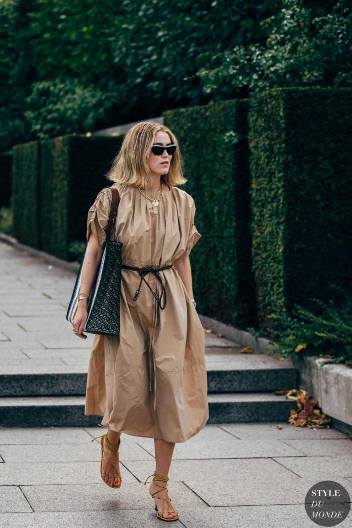Copenhagen FW SS 2020 Street Style: Annabel Rosendahl