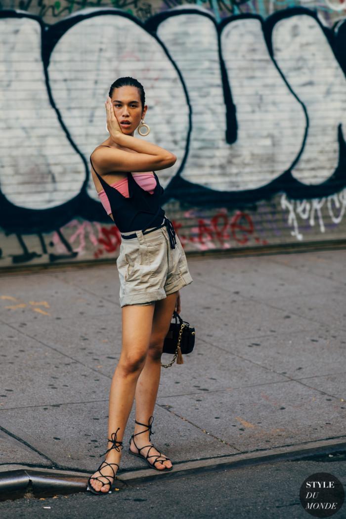 New York SS 2020 Street Style: Dara Allen