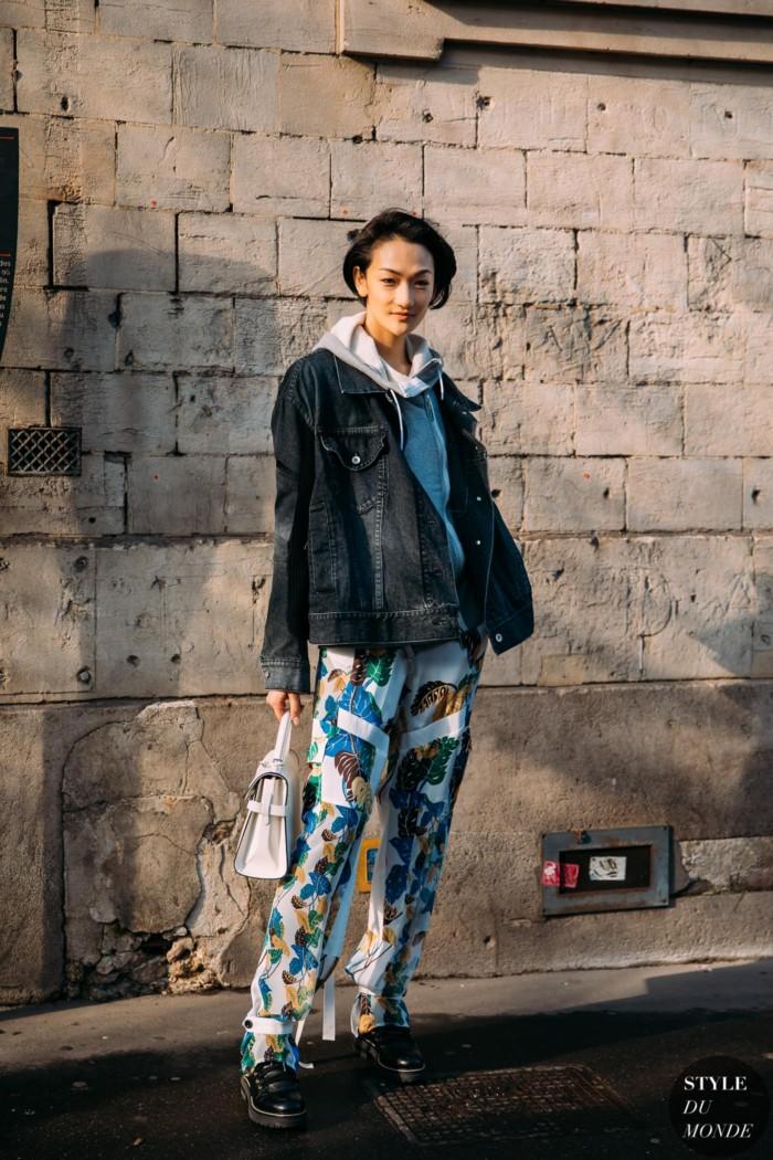 Paris FW 2020 Street Style: Ai Tominaga