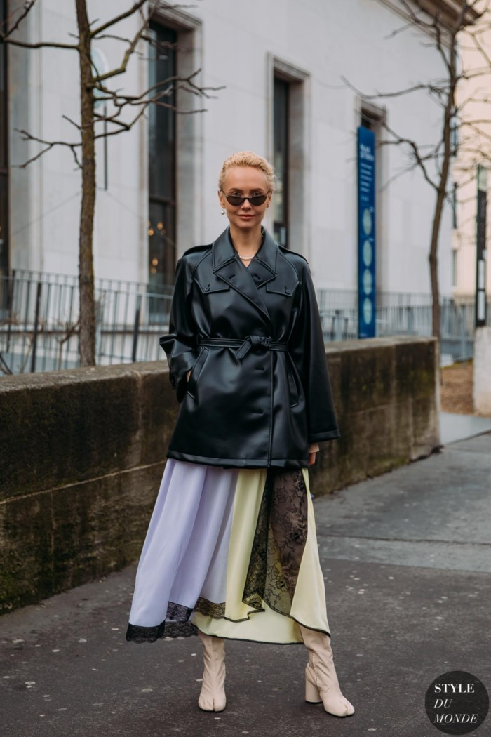 Paris FW 2020 Street Style: Olga Karput