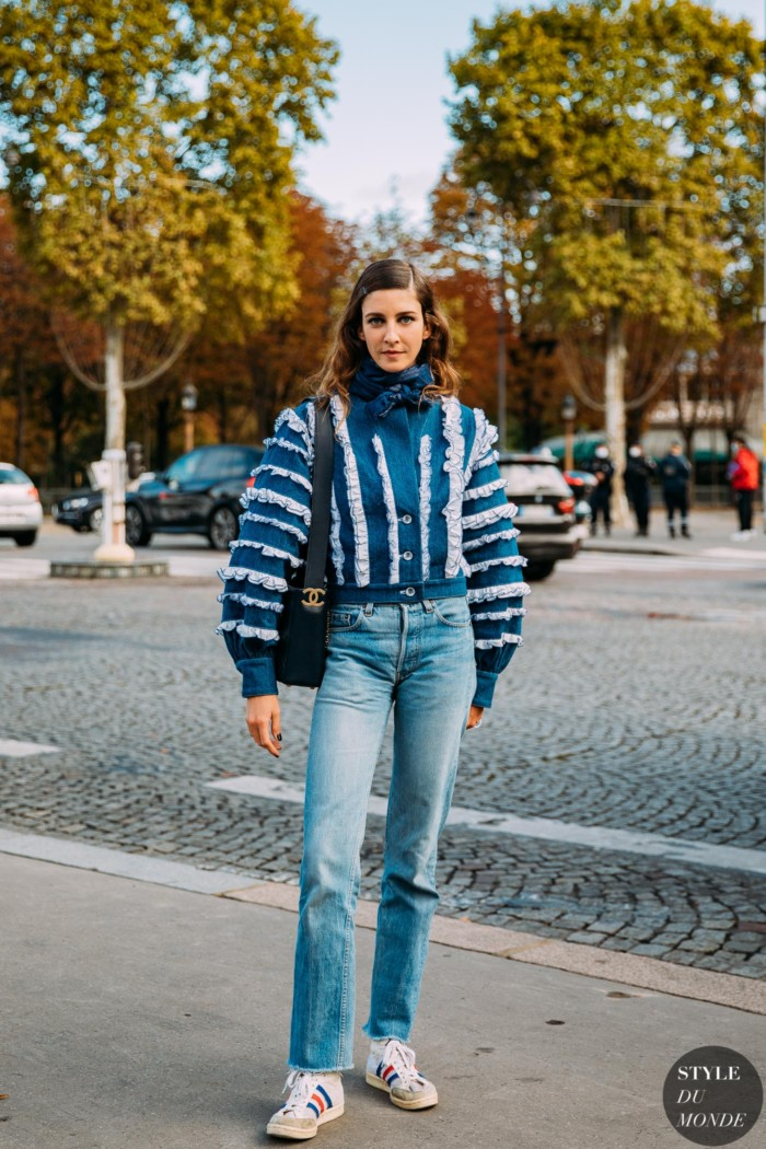 Paris SS 2021 Street Style: Cris Herrmann
