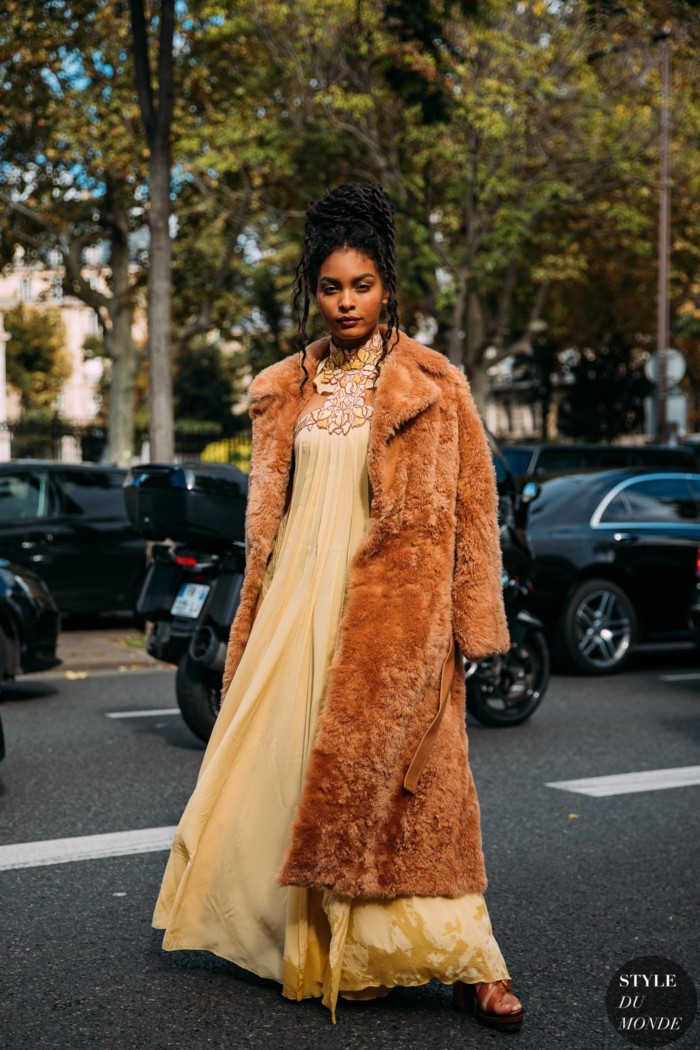 Paris SS 2021 Street Style: Sharon Alexie