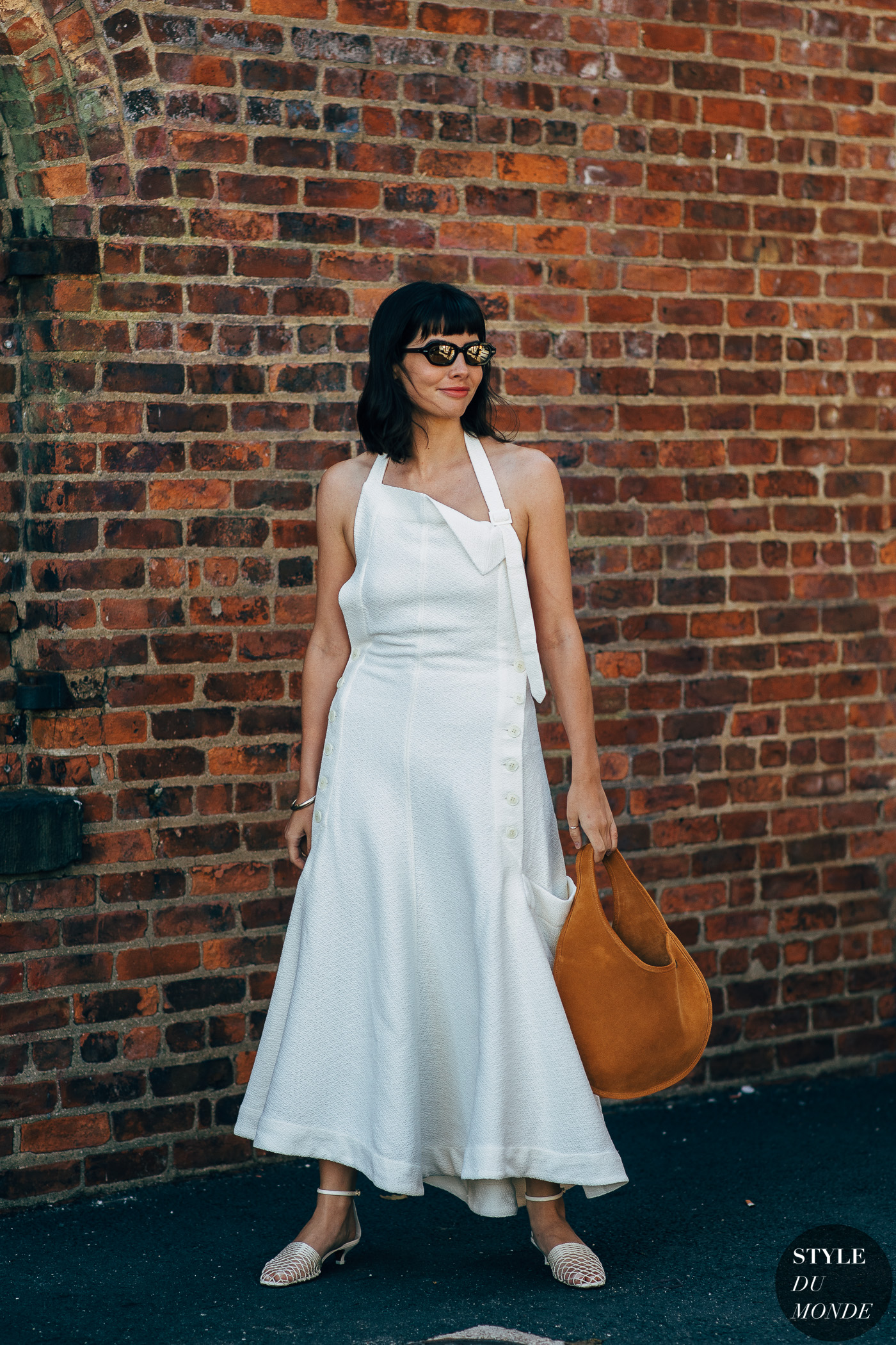 New York SS 2020 Street Style: Kat Collings