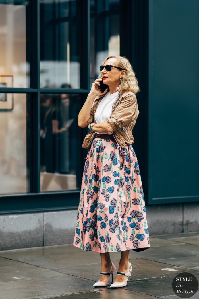 New York SS 2019 Street Style: Nicoletta Santoro