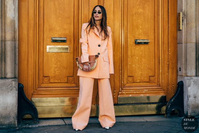 Paris FW 2019 Street Style: Chloe Harrouche