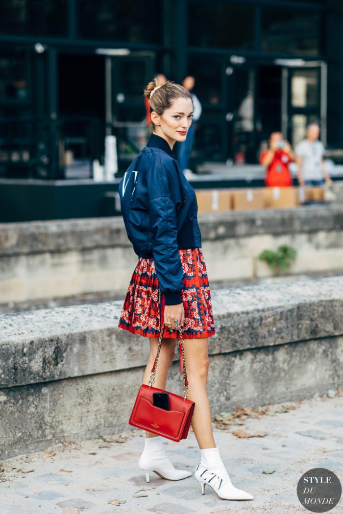 Paris SS 2019 Street Style: Sofia Sanchez de Betak