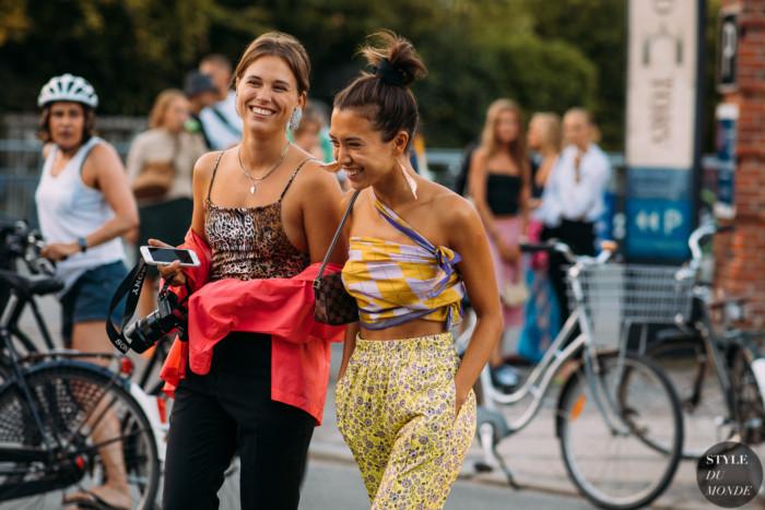 Copenhagen FW SS 2019 Street Style: Sabrina Meijer